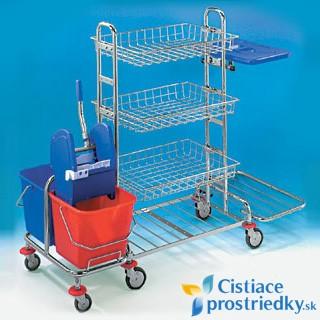 Univerzálny vozík