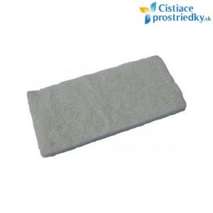 Biely pad