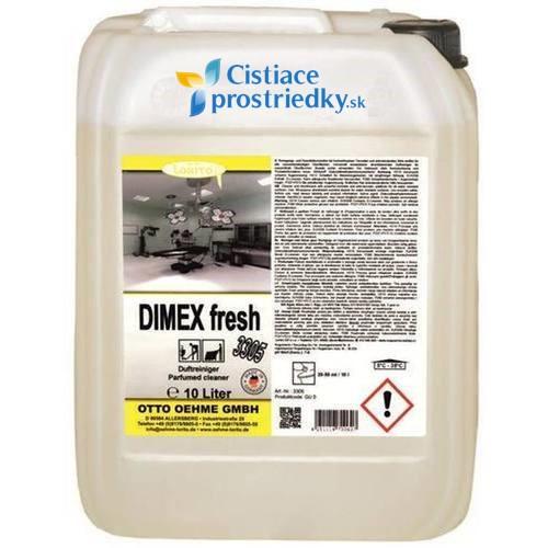 Dimex fresh 10 L s antibakteriálnym účinkom