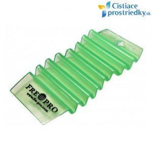 FRE PRO Osviežovač vonná záveska zelená harmonika Melón a uhorka