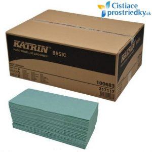KATRIN 100683 papierové skladané utierky