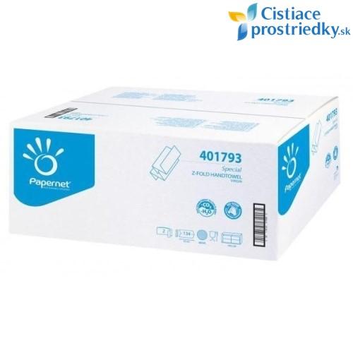 Papernet 401793 papierové skladané utierky