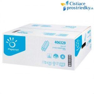 Papernet 406329 / 412009 papierové skladané utierky