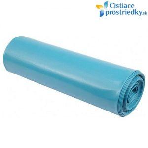 Pevné vrecia 120 litrov 700x1100 mm modré