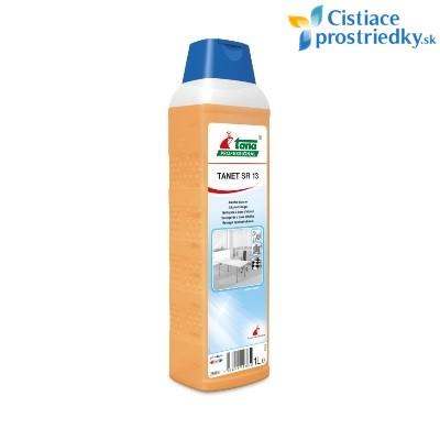 TANET SR 13 čistiaci prostriedok na umývanie podlahy z prírodného/ umelého kameňa, mramora - 1 L