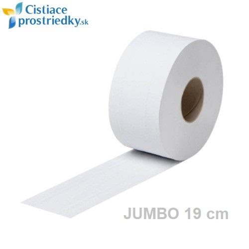 Toaletný papier JUMBO 19 cm