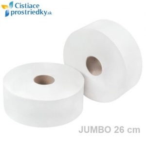 Toaletný papier JUMBO 26 cm