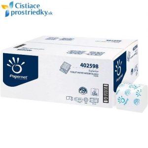 Toaletný papier skladaný PAPERNET 402598