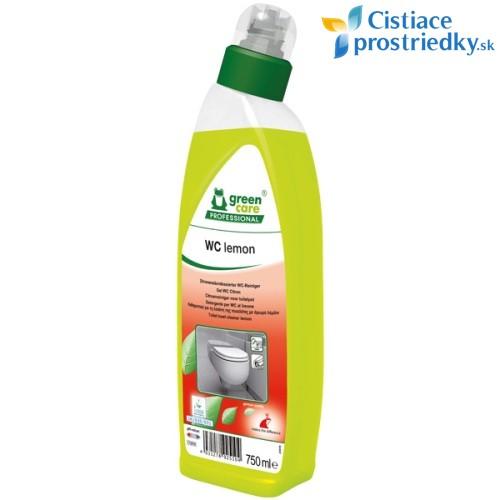 WC Lemon - WC čistič 750 ml